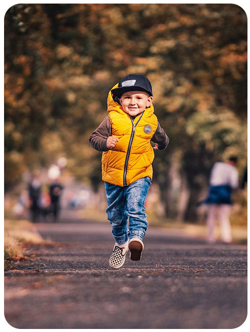 Children Photography Ideas for Outdoors
