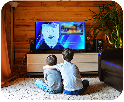 Definition of QLED and OLED TVs