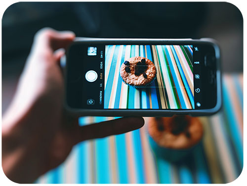 Food Photography Tips Try It Again with a Different Scene
