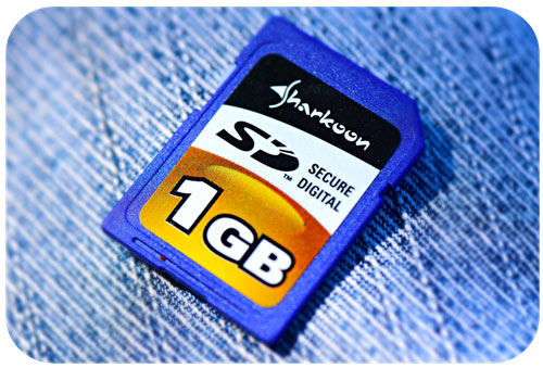 Old Memory Cards Historical Explanation