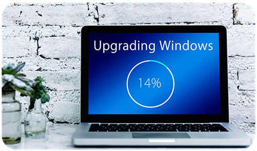 Operating System Update for Video Editing