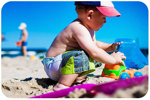 Outdoor Children Photography When Playing
