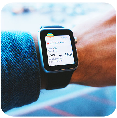 Payments Directly From Your Wrist with a Smartwatch