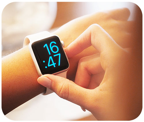 Smartwatches Have Classic Time Related Features