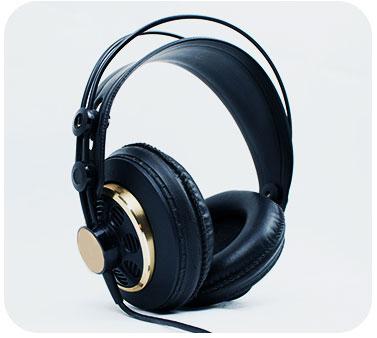 Sound Studio Monitor Headphones Uses and Purposes