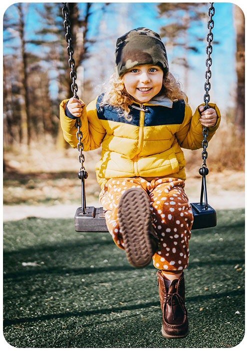 Tips for Outdoor Children Photography