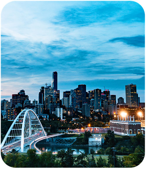 Urban Landscape Photography During the Blue Hour