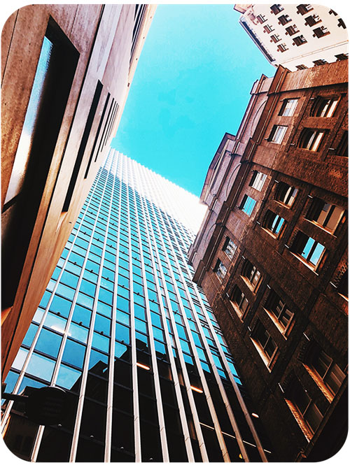Urban Landscape Photography From Abstract Perspectives