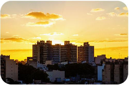Urban Landscape Photography with Sunset and Sunrise