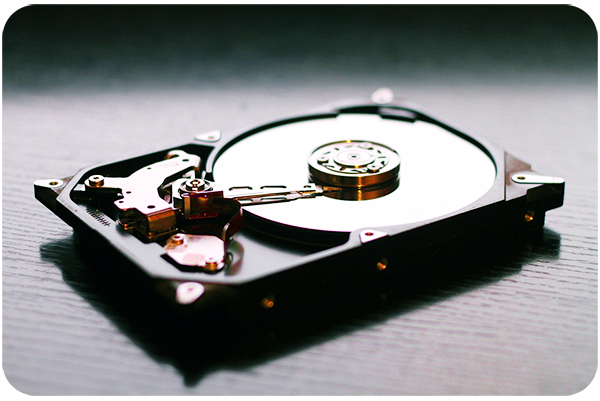 Hard Disk Drive HDD Usage and Applications