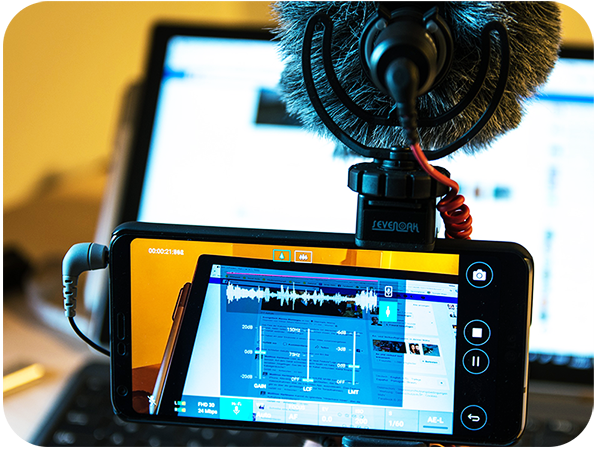Apps for Android and iOS to Edit Audio