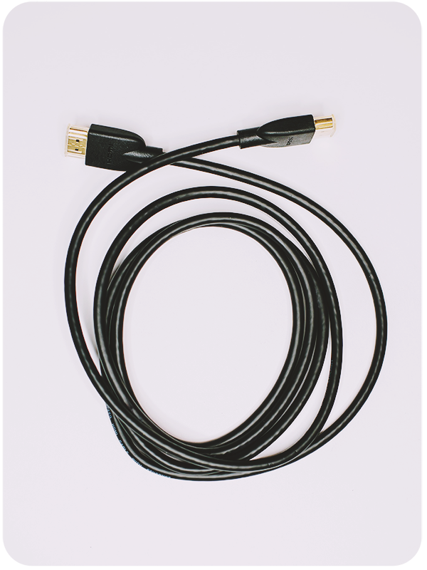 Cables and Adapters Accessories for New Laptop