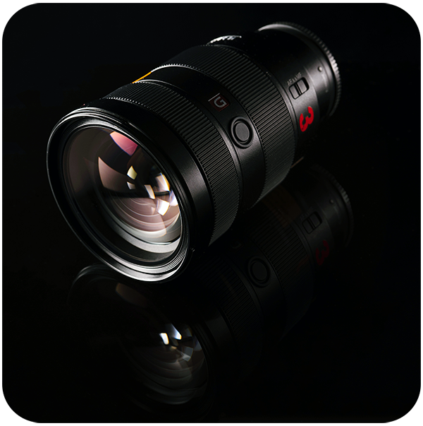 Camera Lenses Categorization and Use