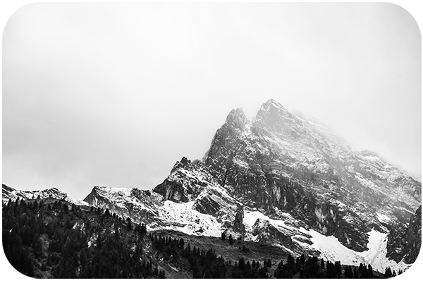 Learn to Compose Landscape Photos in Black and White