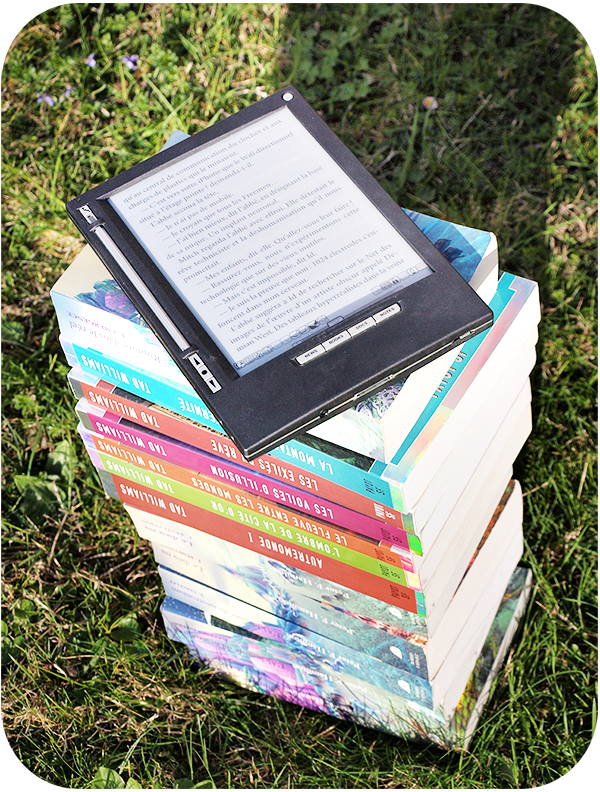 The Story of E readers