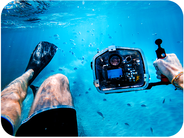 What is Underwater Photography