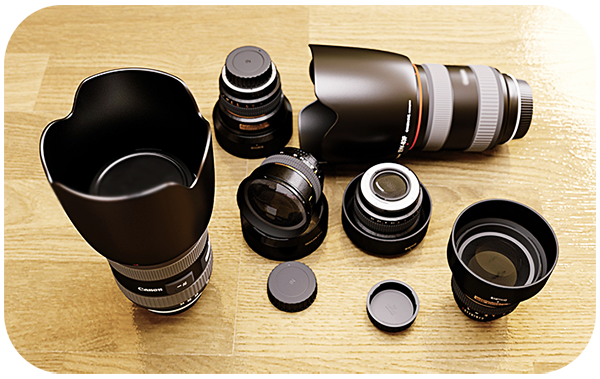 Which Lens to Use for Mirrorless and DSLR Cameras