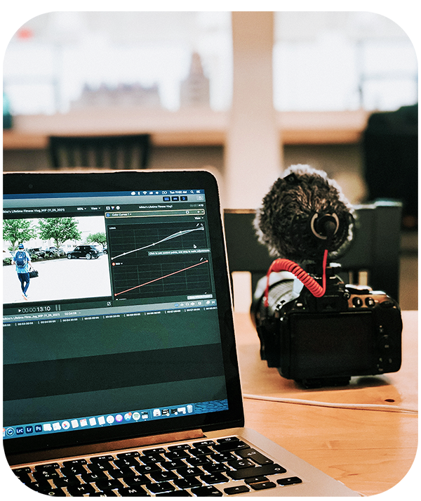 How to Enhance Videos with Design Adjustments in Editing