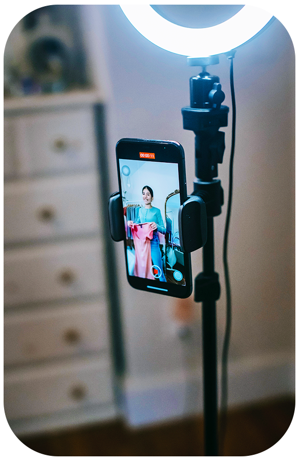 How to Shoot Videos at Home