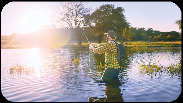 How to Take Creative Photos While Fishing