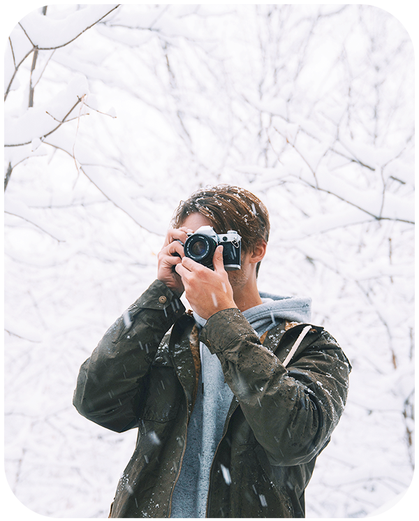 See Tips to Take Photos During Winter
