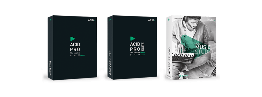 ACID Software for Audio Editing The Complete Advantages Guide