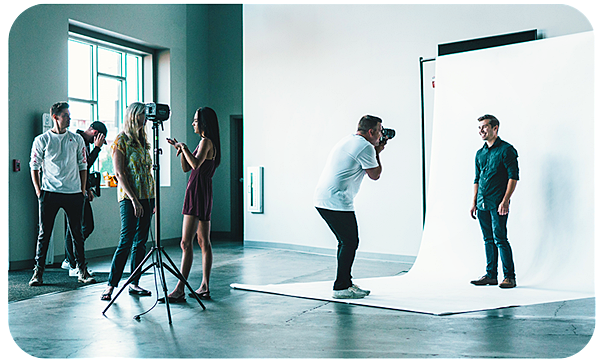 How to Take Professional Photos of Models