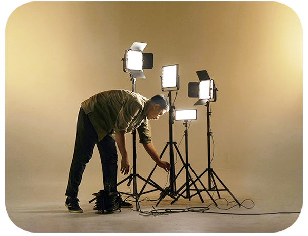 Pre-Production Tips for Improving Video Lighting
